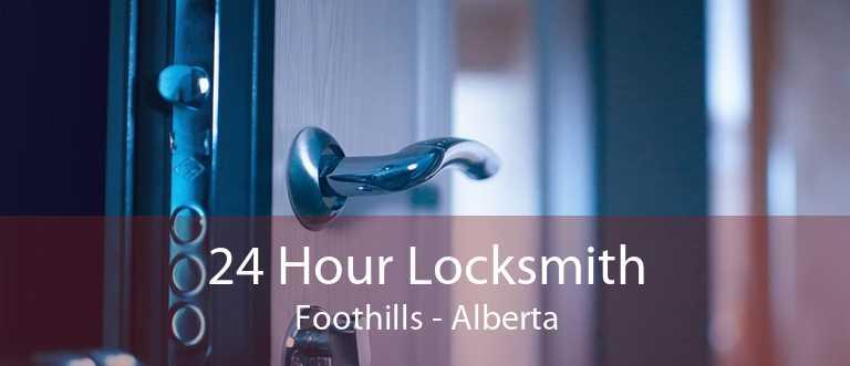 24 Hour Locksmith Foothills - Alberta