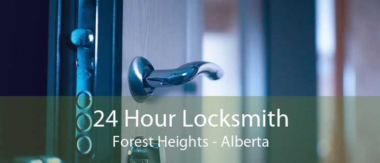 24 Hour Locksmith Forest Heights - Alberta