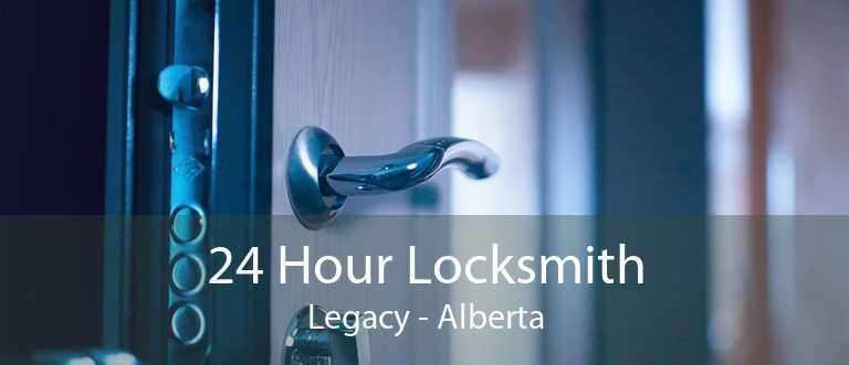 24 Hour Locksmith Legacy - Alberta
