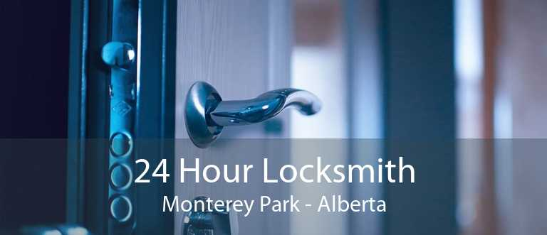 24 Hour Locksmith Monterey Park - Alberta