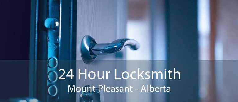 24 Hour Locksmith Mount Pleasant - Alberta