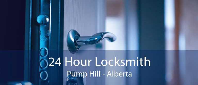 24 Hour Locksmith Pump Hill - Alberta