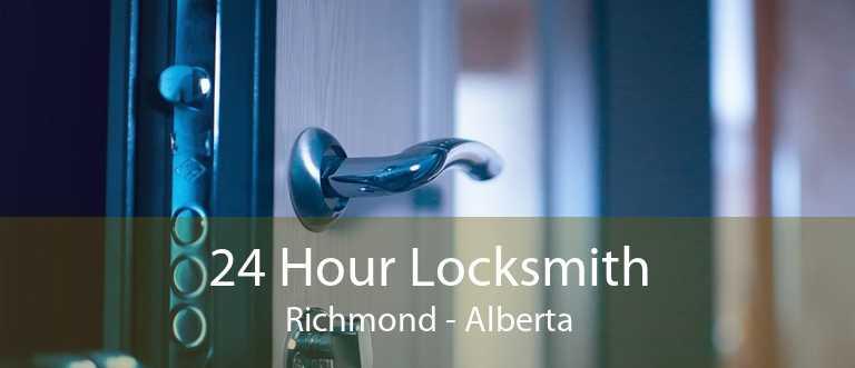 24 Hour Locksmith Richmond - Alberta