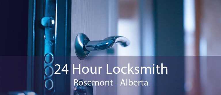 24 Hour Locksmith Rosemont - Alberta