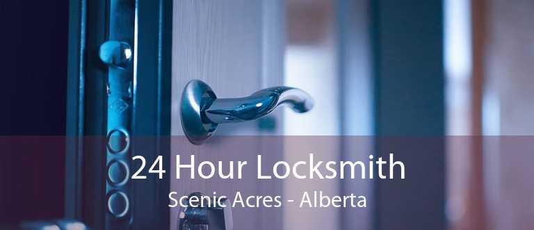 24 Hour Locksmith Scenic Acres - Alberta