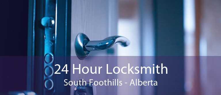 24 Hour Locksmith South Foothills - Alberta