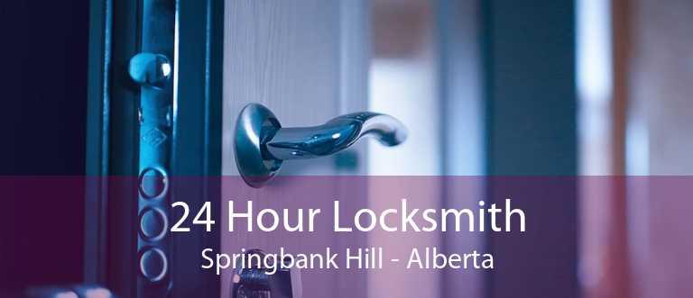 24 Hour Locksmith Springbank Hill - Alberta