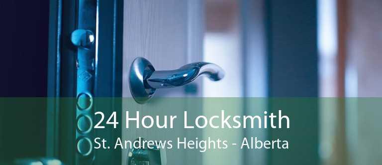 24 Hour Locksmith St. Andrews Heights - Alberta