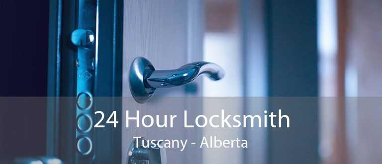 24 Hour Locksmith Tuscany - Alberta