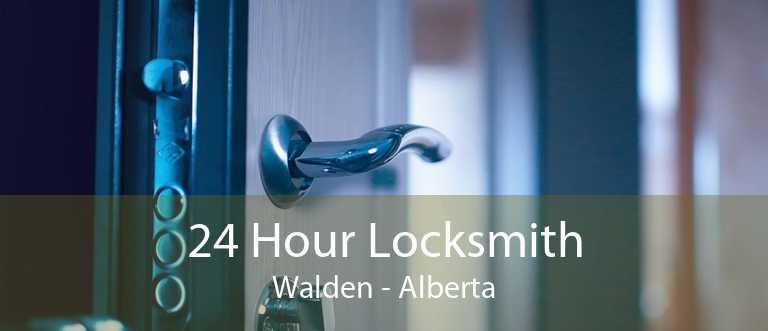 24 Hour Locksmith Walden - Alberta