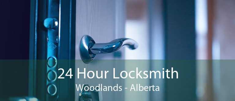 24 Hour Locksmith Woodlands - Alberta