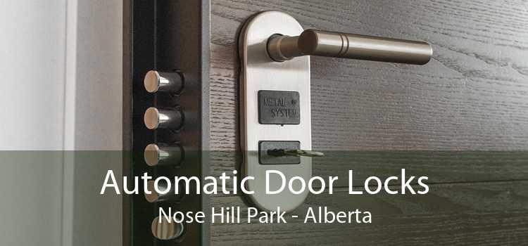 Automatic Door Locks Nose Hill Park - Alberta