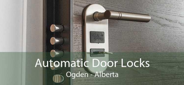 Automatic Door Locks Ogden - Alberta