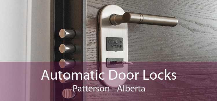 Automatic Door Locks Patterson - Alberta