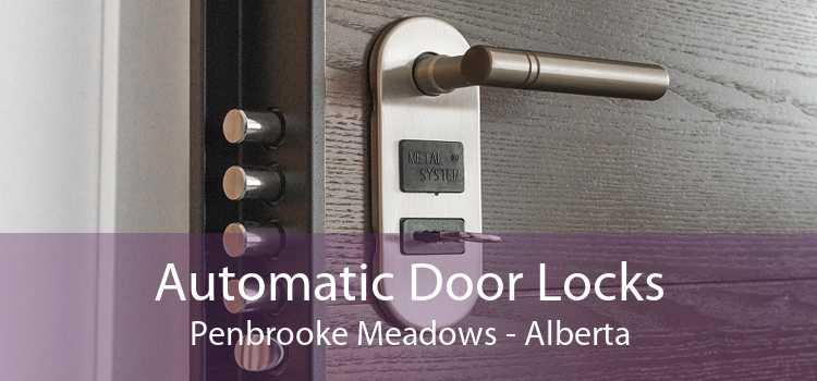 Automatic Door Locks Penbrooke Meadows - Alberta