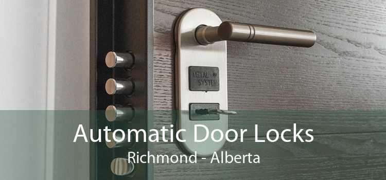 Automatic Door Locks Richmond - Alberta