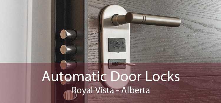 Automatic Door Locks Royal Vista - Alberta