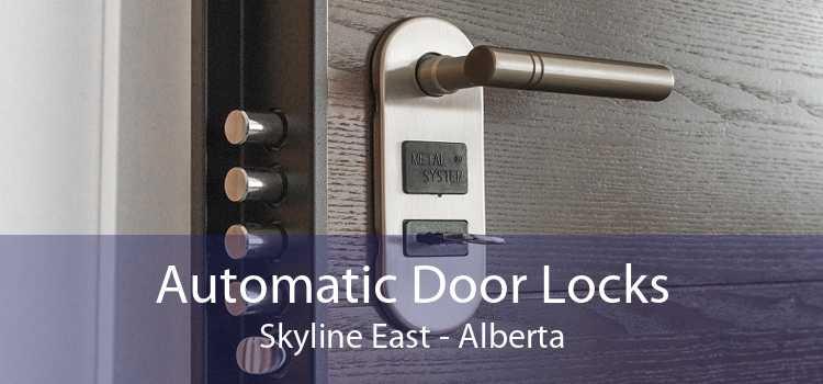 Automatic Door Locks Skyline East - Alberta