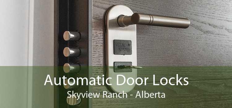 Automatic Door Locks Skyview Ranch - Alberta