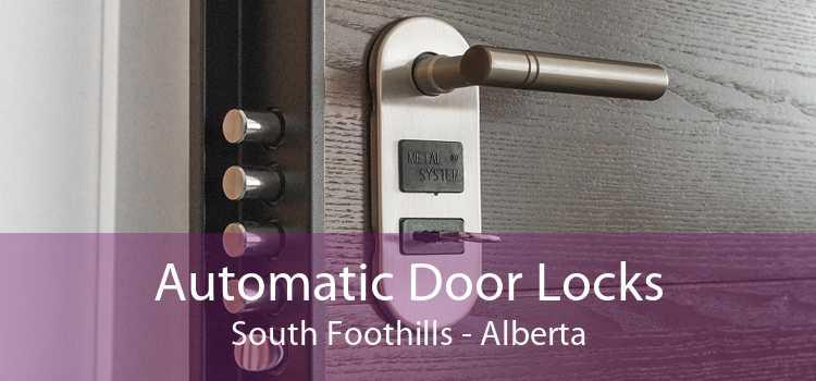 Automatic Door Locks South Foothills - Alberta