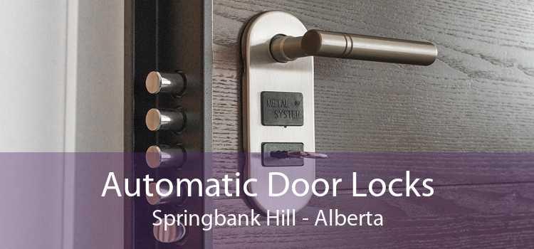 Automatic Door Locks Springbank Hill - Alberta