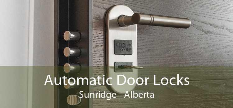 Automatic Door Locks Sunridge - Alberta