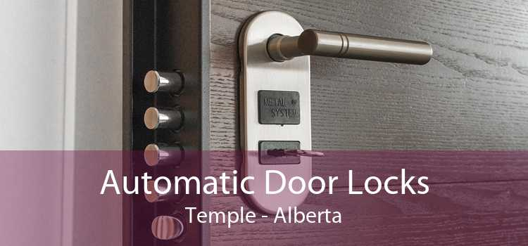 Automatic Door Locks Temple - Alberta