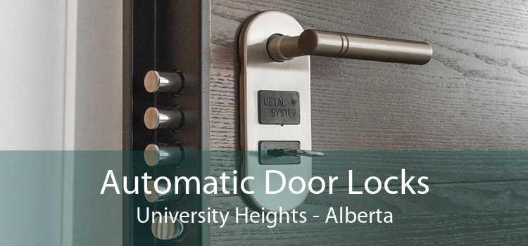 Automatic Door Locks University Heights - Alberta