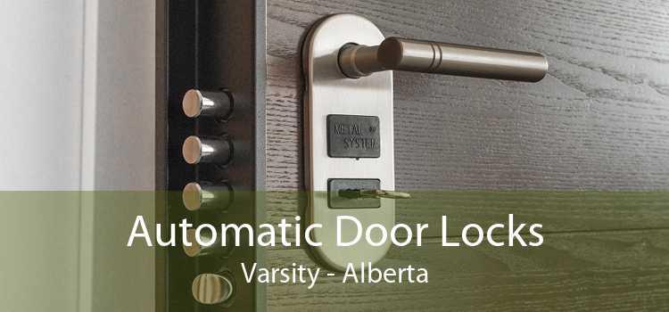 Automatic Door Locks Varsity - Alberta