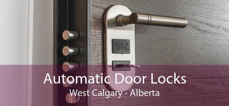 Automatic Door Locks West Calgary - Alberta