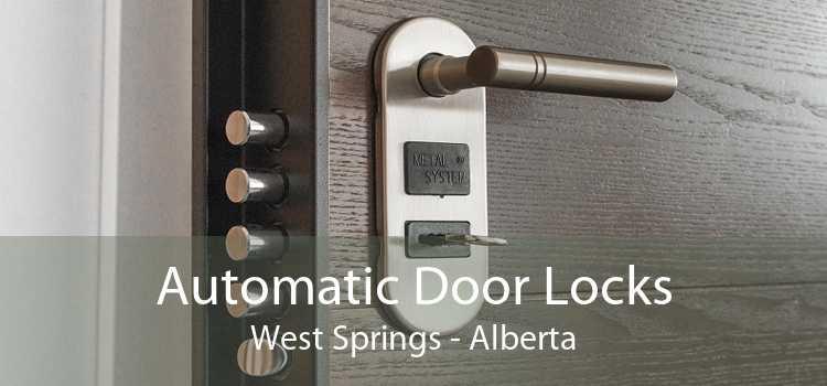 Automatic Door Locks West Springs - Alberta