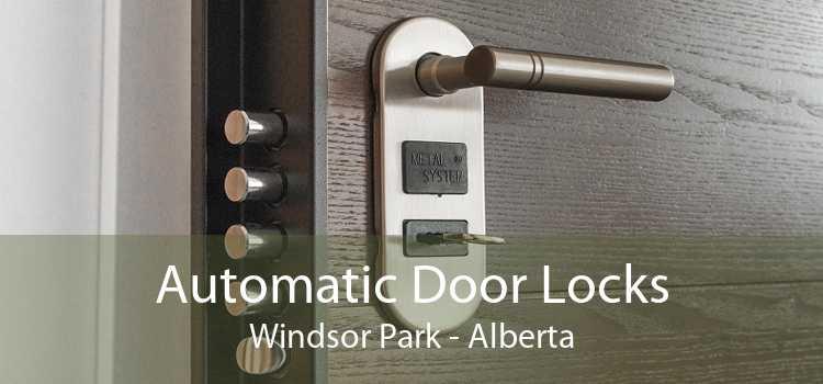 Automatic Door Locks Windsor Park - Alberta