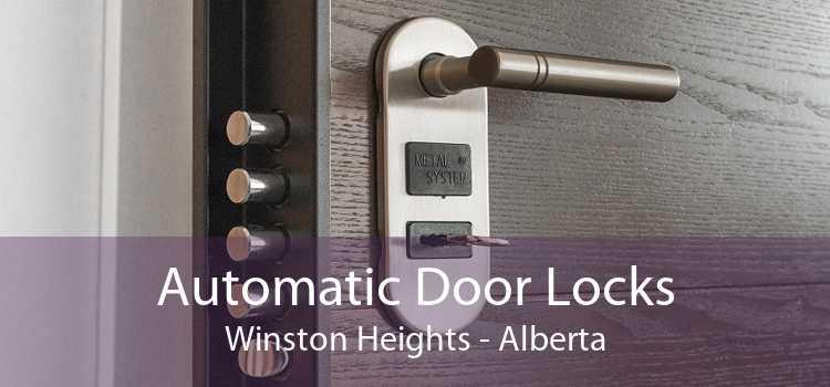 Automatic Door Locks Winston Heights - Alberta
