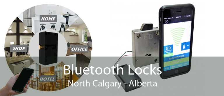 Bluetooth Locks North Calgary - Alberta