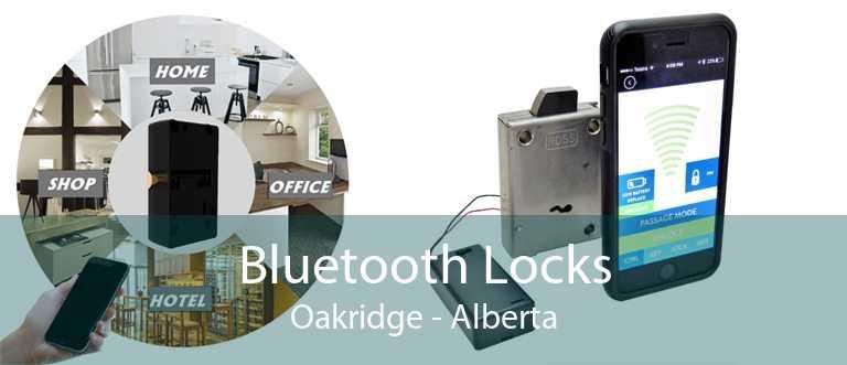 Bluetooth Locks Oakridge - Alberta