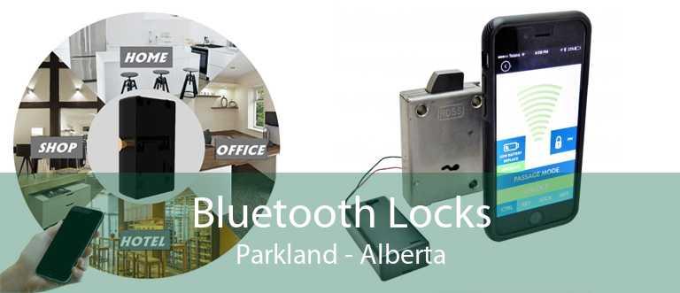 Bluetooth Locks Parkland - Alberta
