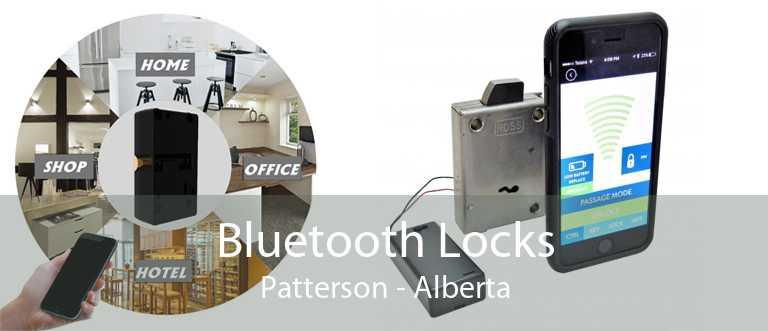 Bluetooth Locks Patterson - Alberta
