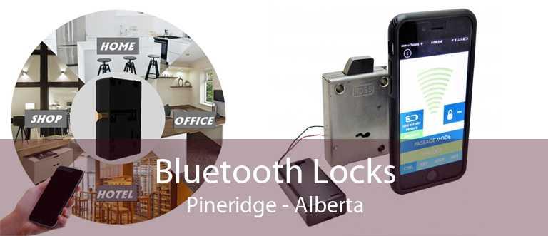 Bluetooth Locks Pineridge - Alberta