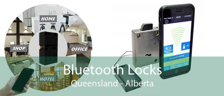 Bluetooth Locks Queensland - Alberta