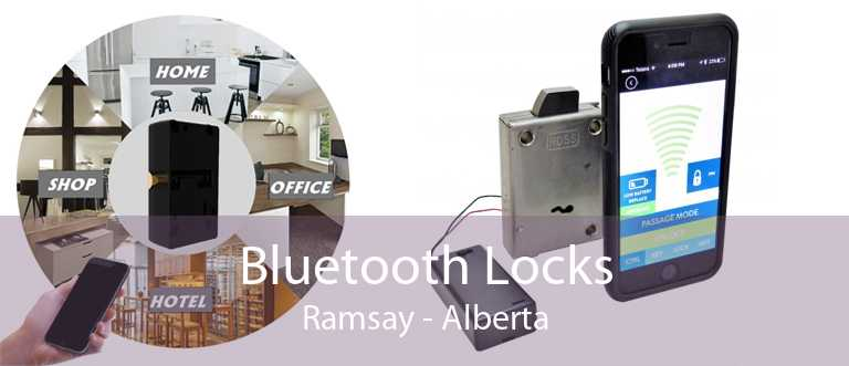 Bluetooth Locks Ramsay - Alberta
