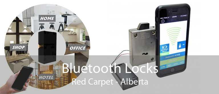 Bluetooth Locks Red Carpet - Alberta