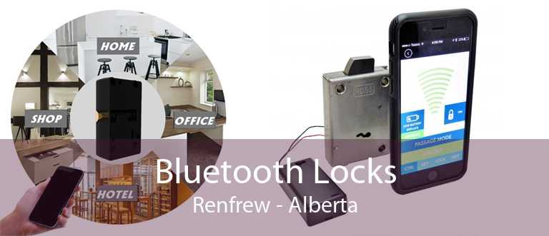 Bluetooth Locks Renfrew - Alberta