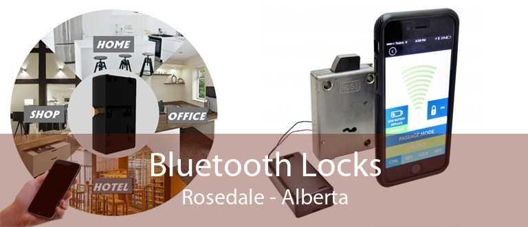Bluetooth Locks Rosedale - Alberta