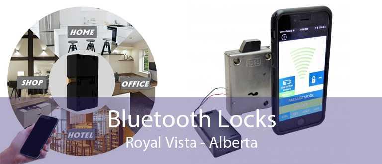 Bluetooth Locks Royal Vista - Alberta