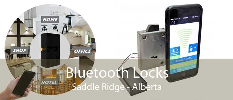 Bluetooth Locks Saddle Ridge - Alberta