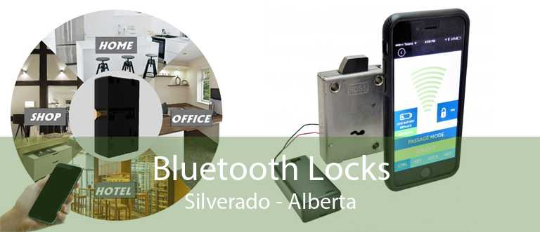 Bluetooth Locks Silverado - Alberta