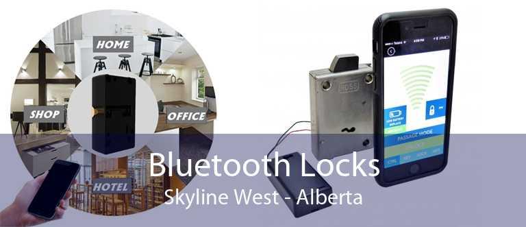 Bluetooth Locks Skyline West - Alberta