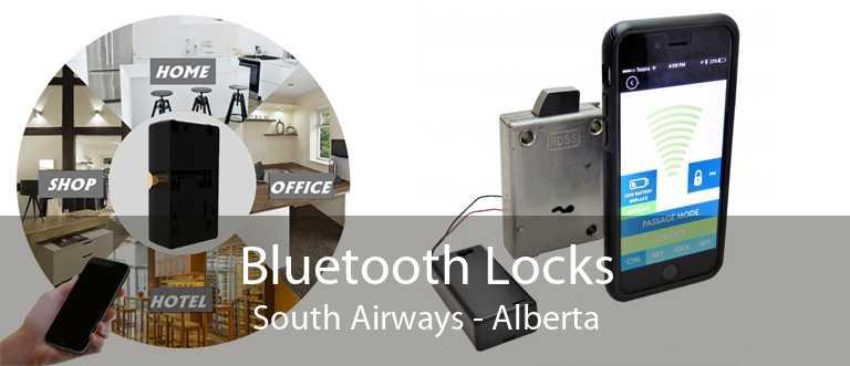 Bluetooth Locks South Airways - Alberta