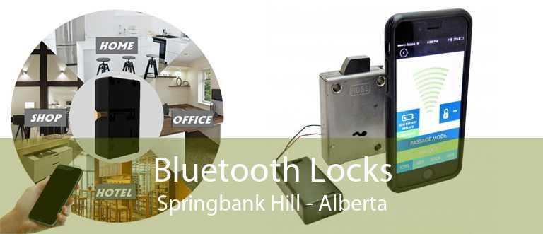 Bluetooth Locks Springbank Hill - Alberta