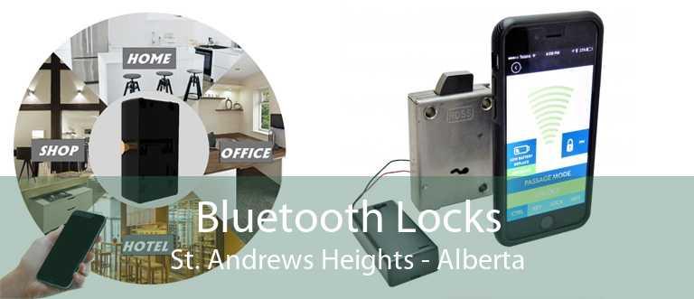 Bluetooth Locks St. Andrews Heights - Alberta